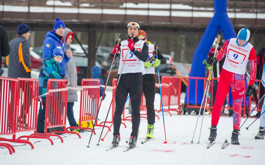 Соревнований по лыжным гонкам среди компаний топливно-энергетического комплекса 2019