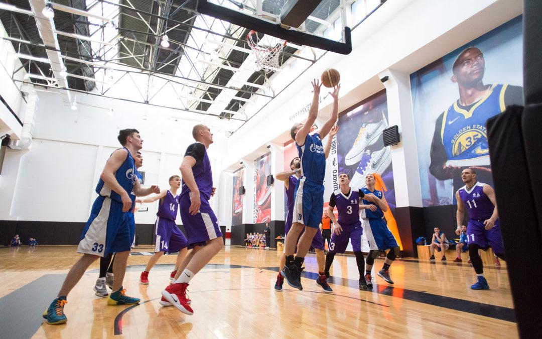 Баскетбольный ТУРНИР МИНЭНЕРГО, Сибур и Газпрома