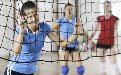 Волейбольный турнир Минэнерго Российской Федерации