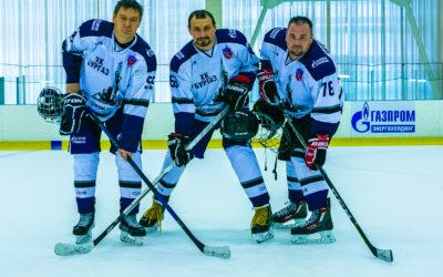 Турнир по хоккею с шайбой среди компаний топливно-энергетического комплекса 2019
