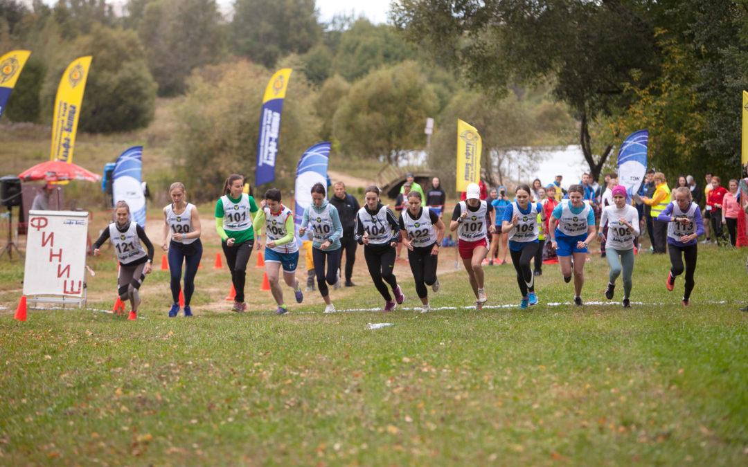 Соревнования по бегу под эгидой Минэнерго 2019