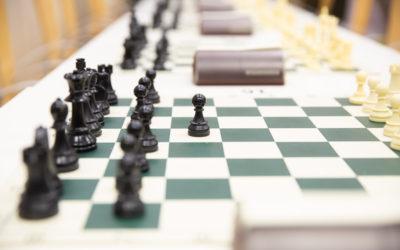 Турнир по шахматам среди компаний топливно-энергетического комплекса 2019
