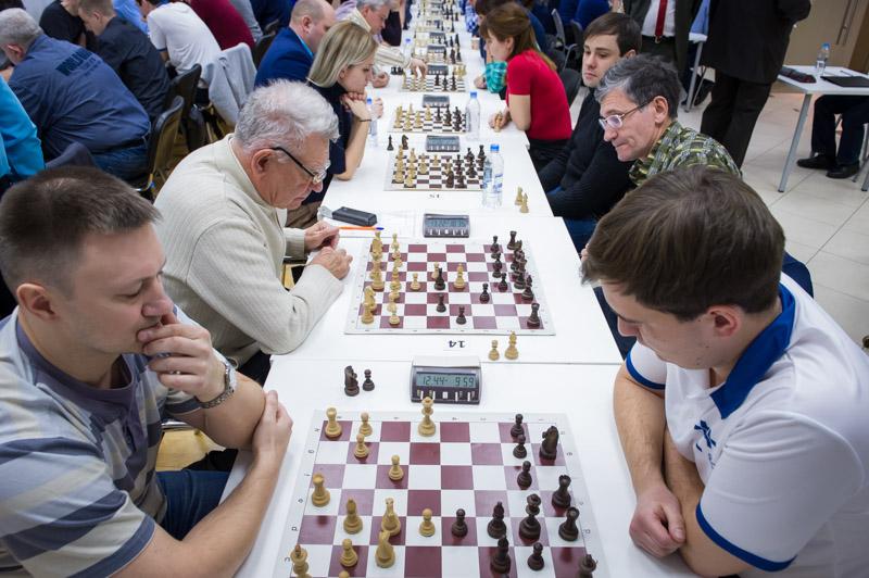 Первенство по шахматам среди Топливно-Энергетических компаний 2018