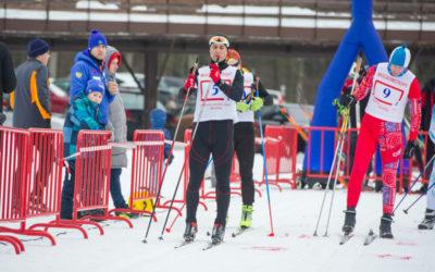 Лыжные гонки при поддержке Минэнерго 2019