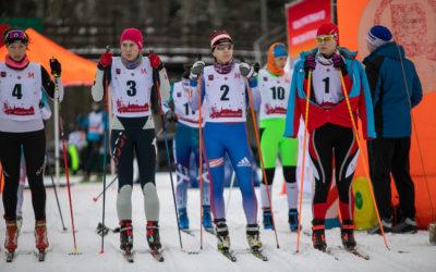 Соревнования по лыжным гонкам среди компаний топливно-энергетического комплекса 2020