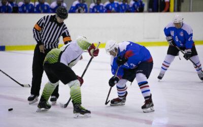 Турнир по хоккею с шайбой среди компаний топливно-энергетического комплекса 2020