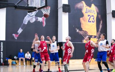 Турнир по баскетболу среди компаний топливно-энергетического комплекса 2020