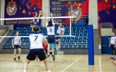Турнир по волейболу «Энергия Великой Победы» 2021
