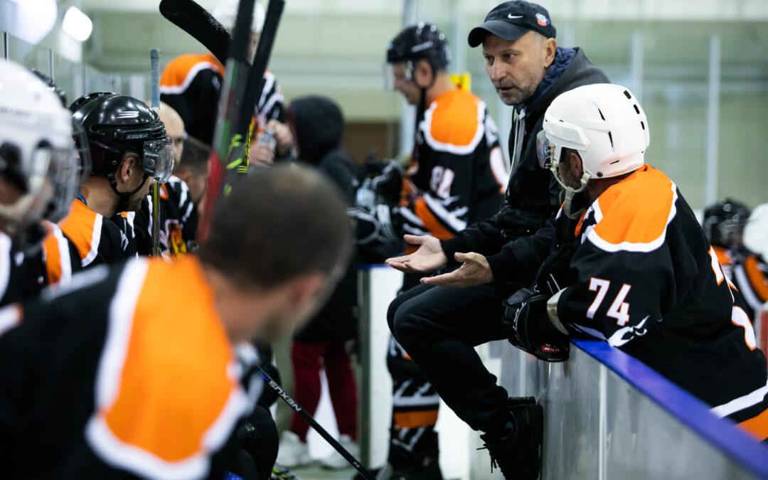 Турнир по хоккею с шайбой среди компаний топливно-энергетического комплекса 2021